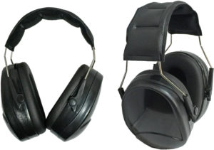 ABKT Tac Ear Muffs 29dB Black