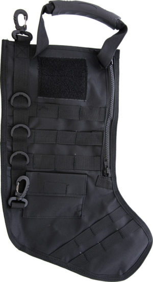 Carry All Tactical Stocking Black