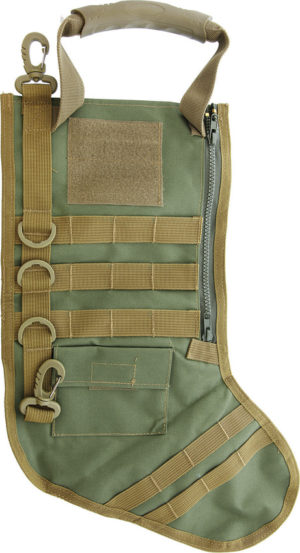 Carry All Tactical Stocking OD Green