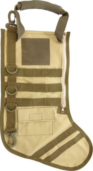 Carry All Tactical Stocking Desert Tan
