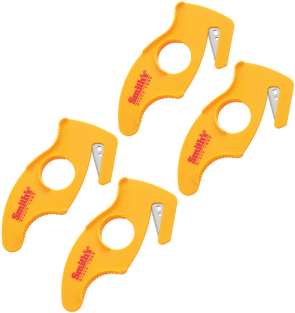 Smith's Sharpeners Disposable Gut Hook 4 Pack