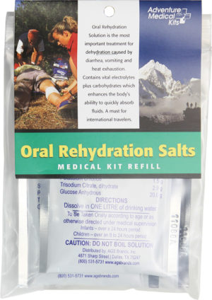 Adventure Medical Oral Rehydration Salts Refill