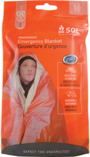 Adventure Medical Heatsheets Emergency Blanket