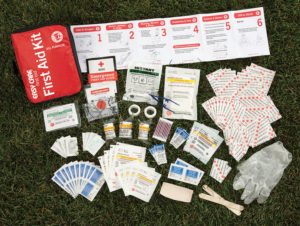 Adventure Medical Easy Care First Aid Kit All