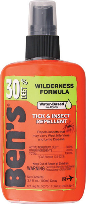 Adventure Medical Bens 30 Tick-Insect Repellent