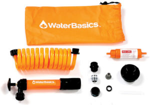 Aquamira Emergency Pump and Filter Kit