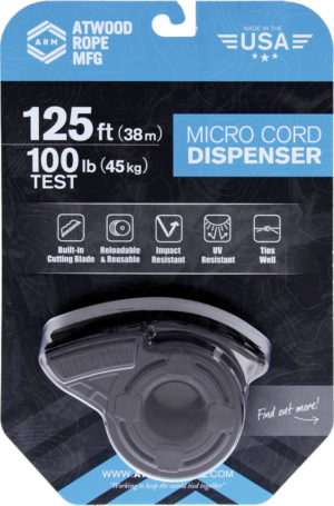 Atwood Rope MFG Mini TRD Micro Cord Dispenser
