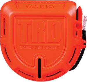 Atwood Rope MFG Tactical Rope Dispenser Orange