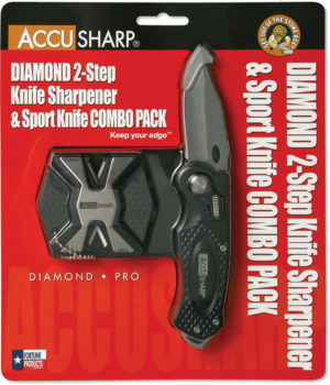 AccuSharp Wheel Lock/PRO Combo (2.5″)