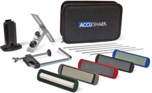 AccuSharp Five Stone Precision Kit