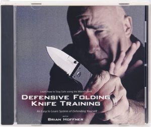 Hoffner Knives Defensive Folding Knife DVD