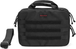 ANTIWAVE Chameleon Tactical Bag Black