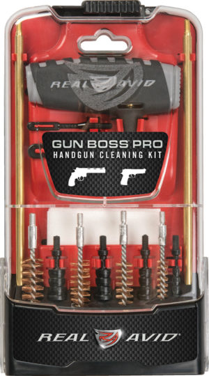 Real Avid Gun Boss Pro Handgun Clean Kit