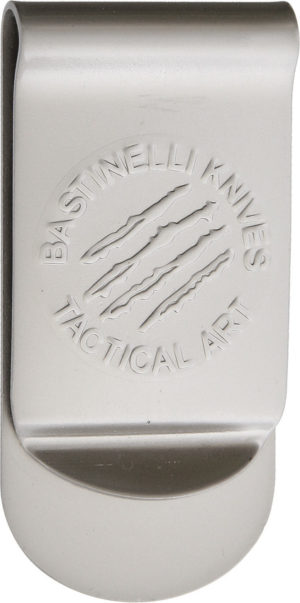 Bastinelli Creations Tactical Art Money Clip Satin