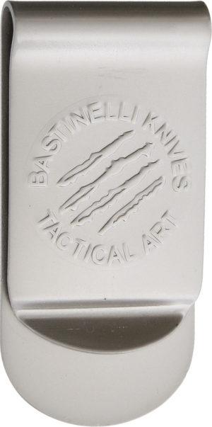 Bastinelli Creations Tactical Art Money Clip Satin