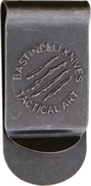 Bastinelli Creations Tactical Art Money Clip Stnwsh