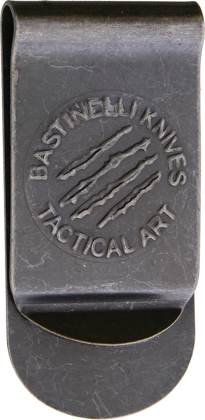 Bastinelli Creations Tactical Art Money Clip Stnwsh