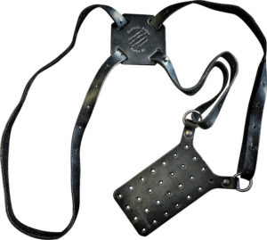 Bastinelli Creations Leather Shoulder Holster