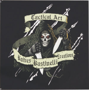 Bastinelli Creations Reaper Sticker