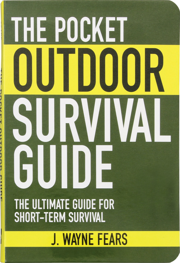 Books Pocket Outdoor Survival Guide