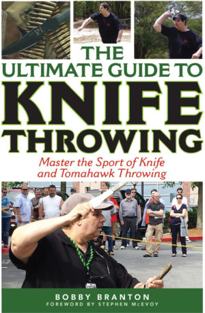 Books Ultimate Guide Knife Throwing