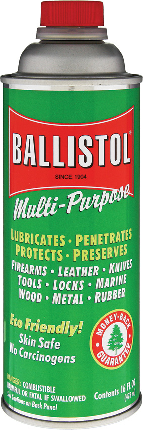 Ballistol Cleaner/Lubricant Liquid