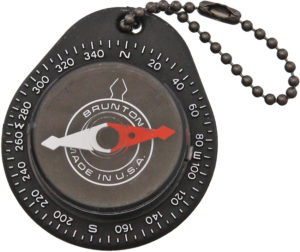 Brunton Key Ring Compass