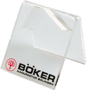 Boker Single Knife Display