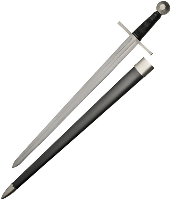 Battle Tested Broad Sword (29.5″)