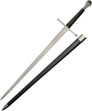 "Battle Tested Medieval Sword (36"")"