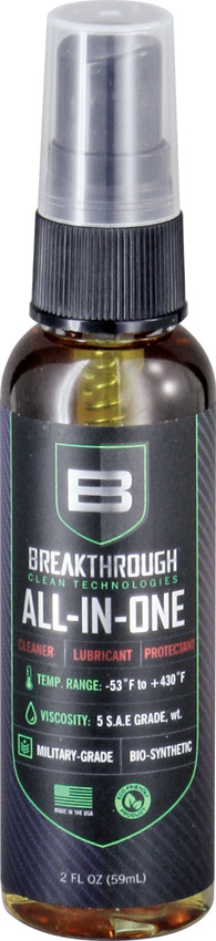 Breakthrough Clean Battle Born All-in-One 2oz