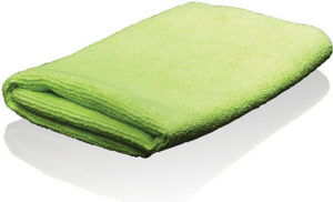 Breakthrough Clean Green Microfiber Towel – 2pk
