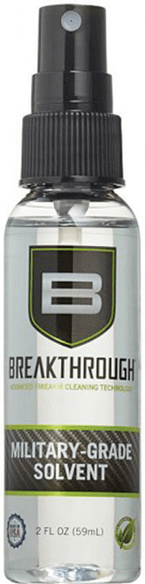 Breakthrough Clean Military-Grade Solvent 2oz