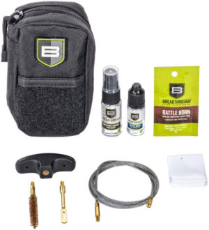 Breakthrough Clean Compact Gun Cleaning Kit