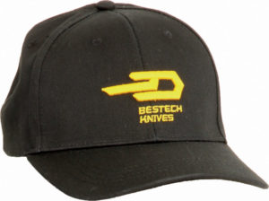 Bestech Knives Cap Black