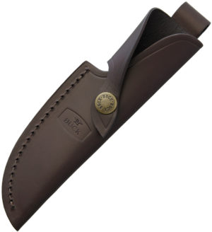 Buck Sheath for BU191 Brown Leather