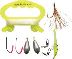 Bushcraft BCB Liferaft Fishing Kit