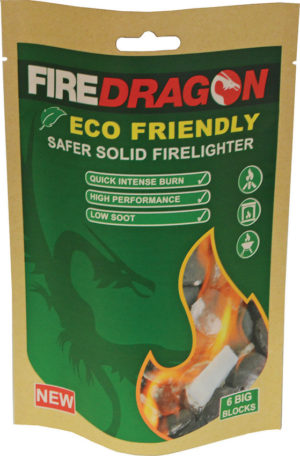 Bushcraft FireDragon Solid Firelighter