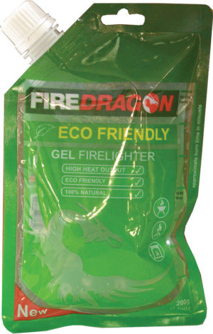 Bushcraft FireDragon Gel Fuel Pouch 200g