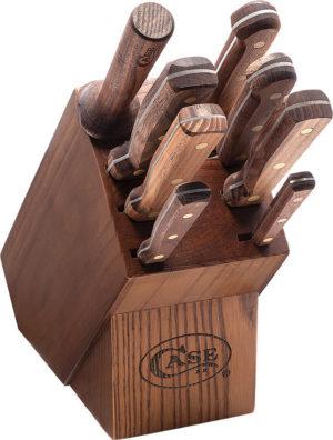 Case Cutlery Kitchen Set Walnut