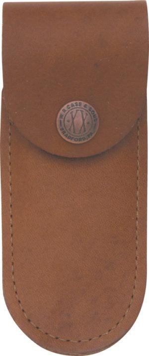 Case Cutlery Soft Leather Belt Sheath