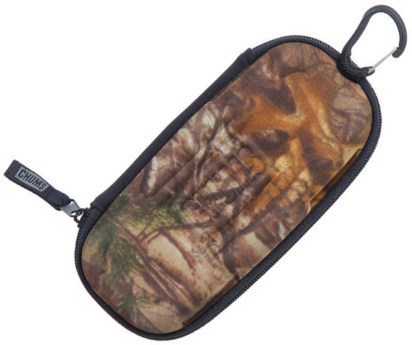 Chums The Vault Accessory Case Camo