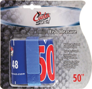 Camillus Cuda Fish Measure