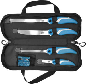 Camillus Cuda Fillet Knife Set