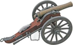 China Made Confederate Cannon Replica