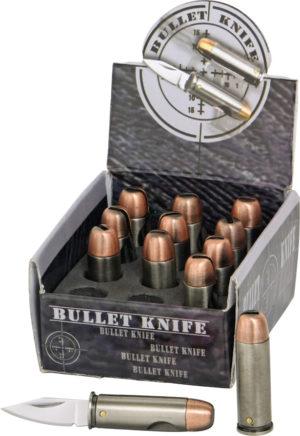 China Made Bullet Knife Display (1″)