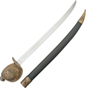 China Made Pirate Sword (22.25″)