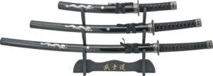 China Made Pearl Dragon Sword Set