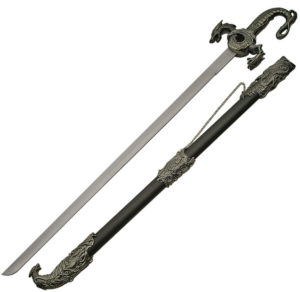 China Made Dragon w/Scabbard (28.25″)