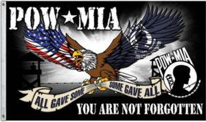 Flags POW MIA Flag